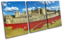 Tower of London Poppies City - 13-2356(00B)-TR21-LO